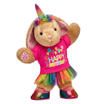 Pawlette™ Birthday Unicorn Gift Set, , hi-res