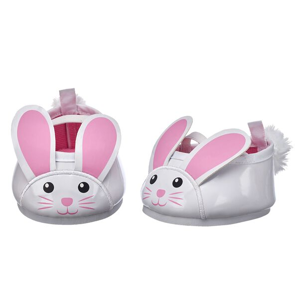 Your furry friend can hop down the bunny trail with these stylish bunny flats! Build-A-Bear Workshop offers hundreds of unique stuffed animal clothing & accessory options you won't find anywhere else. Outfit a furry friend online to make the perfect gift!