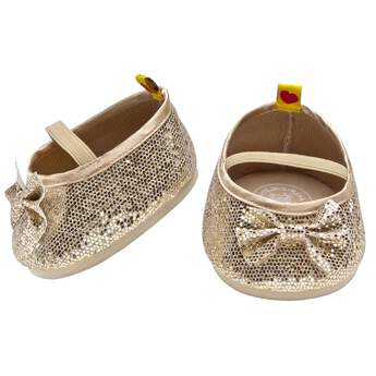 Gold Bow Flats - Build-A-Bear Workshop®