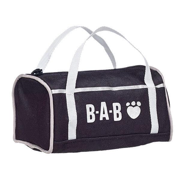 Black Duffel Bag, , hi-res