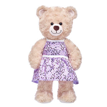 Purple Easter Dress - Build-A-Bear Workshop®