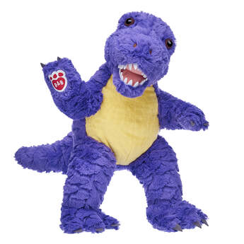 Purple Tyrannosaurus Rex - Build-A-Bear Workshop®
