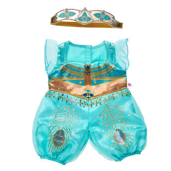 Disney Princess Jasmine Costume for Soft Toys - Build-A-Bear Workshop®