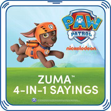 PAW Patrol Zuma 4-in-1 Sayings, , hi-res