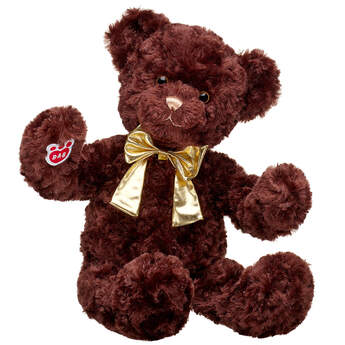 Online Exclusive Hugs and Wishes Bear Gold Gift Set, , hi-res