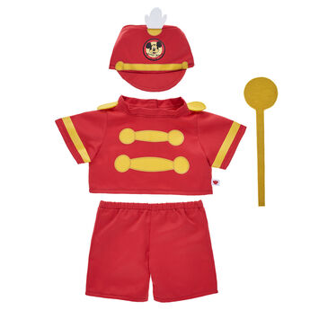 Online Exclusive Mickey Mouse Bandleader Costume 4 pc., , hi-res