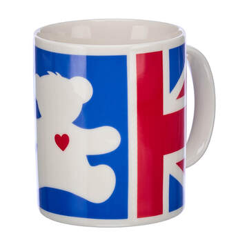 Union Jack Mug - Build-A-Bear Workshop®