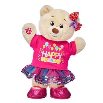 Lil' Cub Pudding Happy Birthday Gift Set, , hi-res