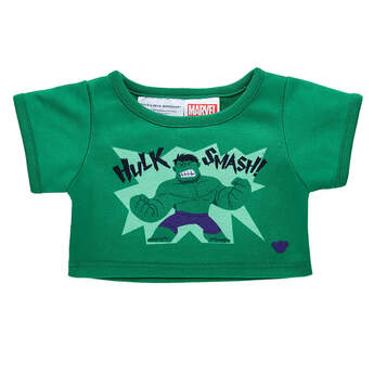 Hulk T-Shirt - Build-A-Bear Workshop®
