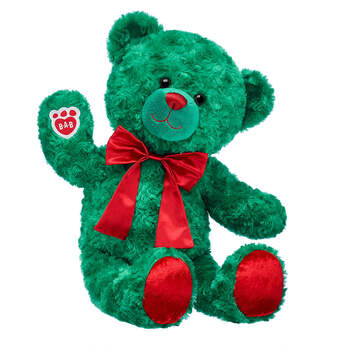 Online Exclusive Evergreen Bear Christmas Gift Set, , hi-res