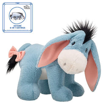 Online Exclusive Eeyore Gift Bundle with Sound, , hi-res
