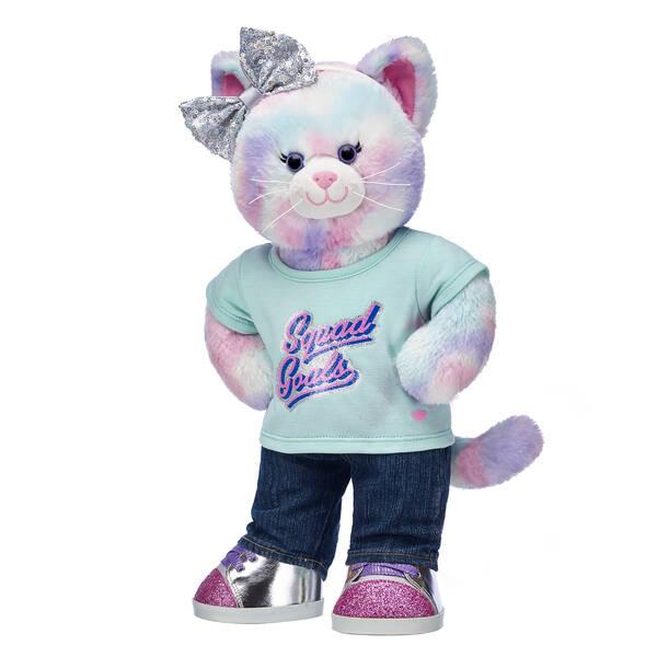 Pastel Swirl Kitty Squad Goals Gift Set, , hi-res