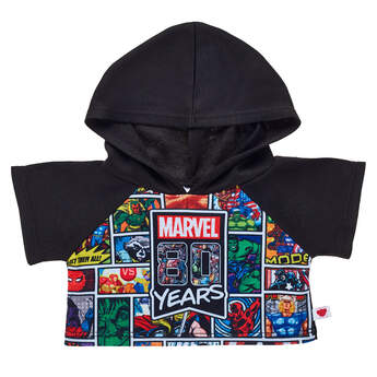Marvel 80th Anniversary Hoodie - Build-A-Bear Workshop®