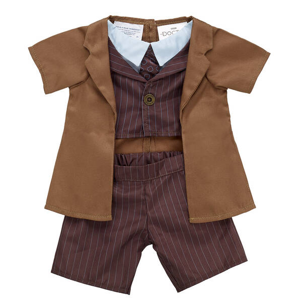 Online Exclusive Doctor Who Tenth Doctor Costume - Build-A-Bear Workshop®