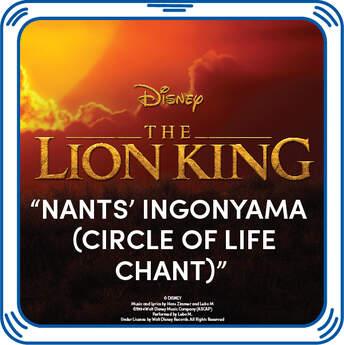 """Nants' Ingonyama (Circle of Life Chant)"" - Build-A-Bear Workshop®"