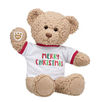 Online Exclusive Timeless Teddy Merry Christmas Gift Set, , hi-res