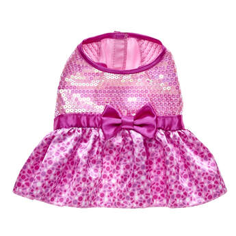 Promise Pets™ Pink Sprinkle Dress - Build-A-Bear Workshop®