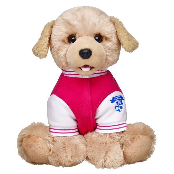 Promise Pets™ Pink Varsity Jacket, , hi-res