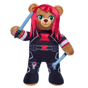Online Exclusive Build-A-Bear as Black Widow - Build-A-Bear Workshop®