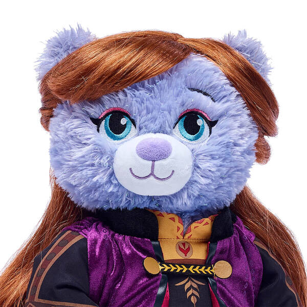 Disney Frozen 2 Anna Wig - Build-A-Bear Workshop®