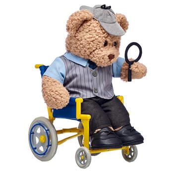 Timeless Teddy Investigator Gift Set, , hi-res
