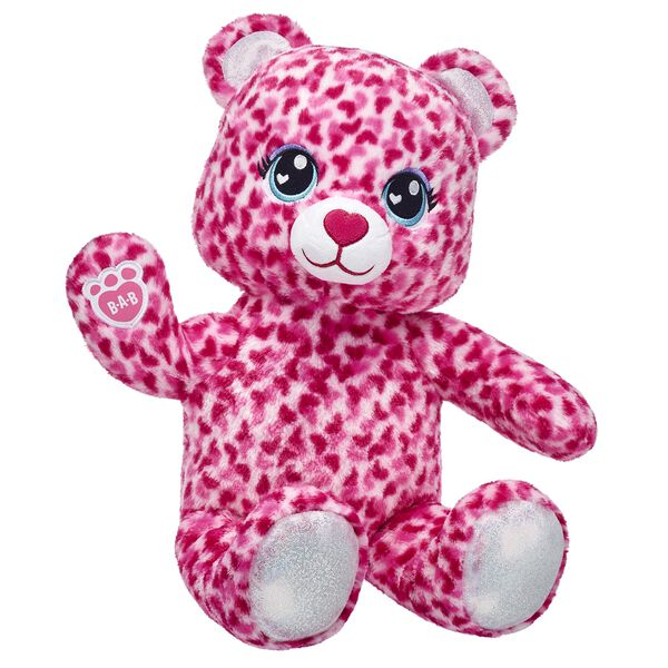 Make Valentine's wishes come true with this sweet sugar scented teddy bear! Find stuffed animals, clothing & accessories for any occasion at Build-A-Bear.
