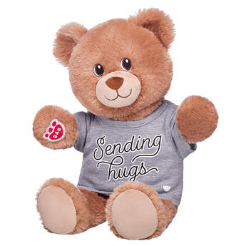 Online Exclusive Lil' Cub Brownie Sending Hugs Gift Set, , hi-res