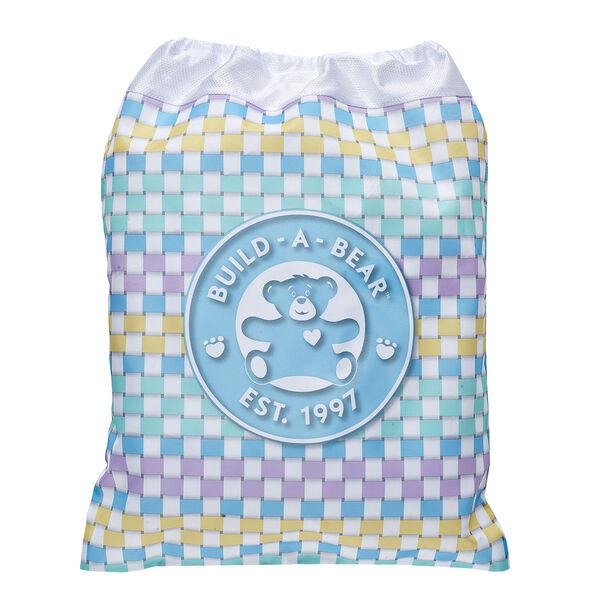 Easter Basket Reusable Drawstring Backpack, , hi-res