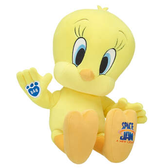 Online Exclusive Space Jam: A New Legacy Tweety - Build-A-Bear Workshop®