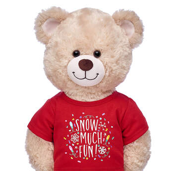 Snow Much Fun T-Shirt - Build-A-Bear Workshop®