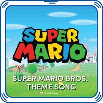 Super Mario Bros.™ Theme Song - Build-A-Bear Workshop®