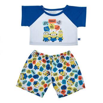 Minion Pyjamas - Build-A-Bear Workshop®