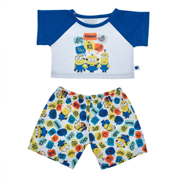 Minion Pyjamas - Build-A-Bear Workshop®