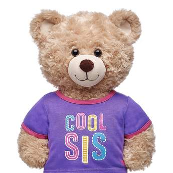Cool Sis T-Shirt - Build-A-Bear Workshop®