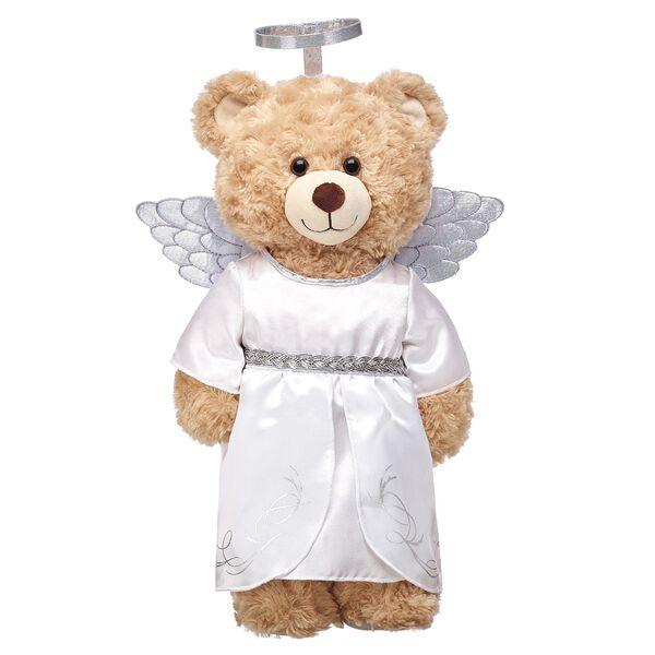 Online Exclusive White Angel Dress, , hi-res
