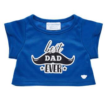 Best Dad Ever T-Shirt - Build-A-Bear Workshop®