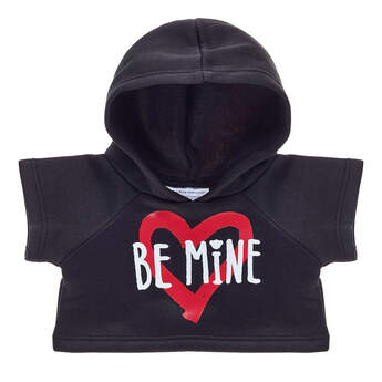Online Exclusive Be Mine Hoodie - Build-A-Bear Workshop®