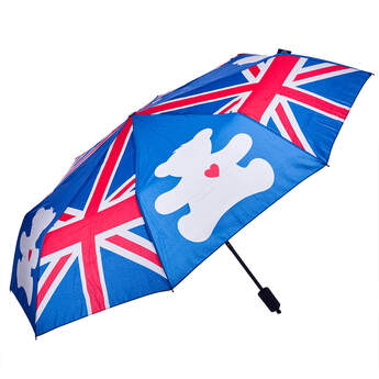 Union Jack Compact Umbrella - Build-A-Bear Workshop®