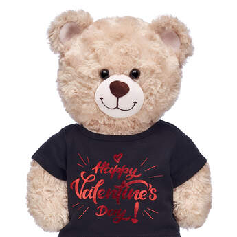 Happy Valentine's Day T-Shirt - Build-A-Bear Workshop®