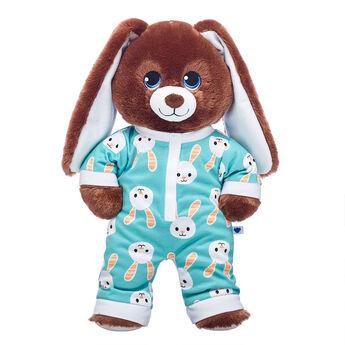 Online Exclusive Sweet Mocha Bunny Sleeper Gift Set, , hi-res