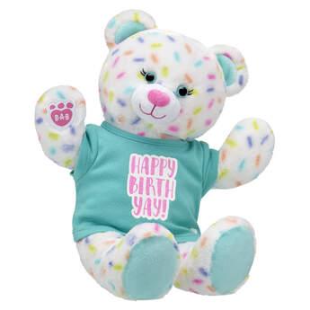 Online Exclusive Sweet Sprinkles Bear Happy Birthyay Gift Set, , hi-res