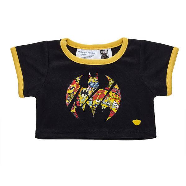 Batman™ Graphic T-Shirt - Build-A-Bear Workshop®