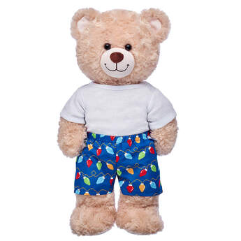 Christmas Light Boxers - Build-A-Bear Workshop®