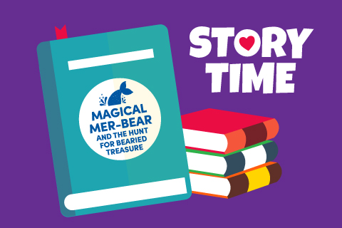 Story Time: Merbear
