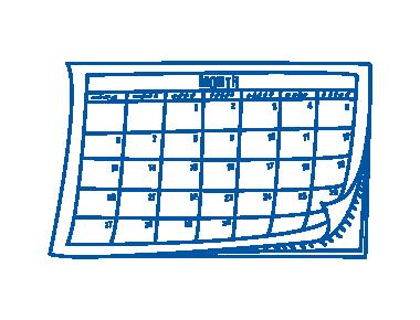 Calendar of Events Icon