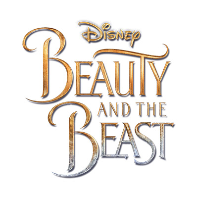 Disney Beauty And The Beast Logo