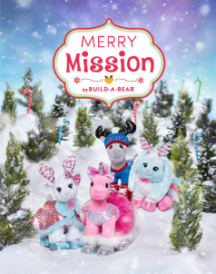 Merry Mission - Build-A-Bear® (click this image to shop Merry Mission Collections)