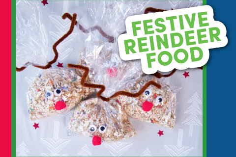 Festive Reindeer Food