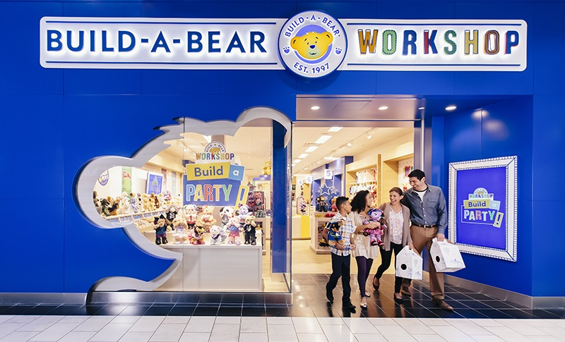 Build-A-Bear Workshop - Metro Centre, Newcastle, Gateshead, Tyne and Wear