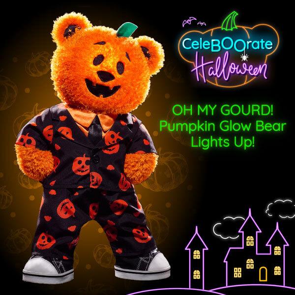 Pumpkin Spice Bear